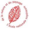 Ecole École nationale supérieure de la nature et du paysage de Blois