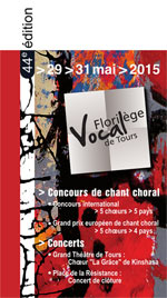 GALA DU GRAND PRIX 2015 - FLORILEGE VOCAL DE TOURS 2015