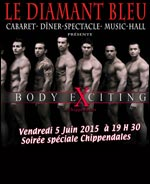 SHOW CHIPPENDALES - BODY EXCITING