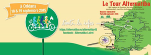 ALTERNATIBA LOIRET TOUR TANDEM