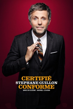 STEPHANE GUILLON - CERTIFIE CONFORME