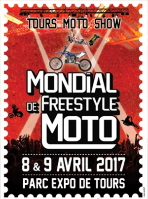 MONDIAL DE FREESTYLE MOTO DE TOURS - PASS 2 JOURS