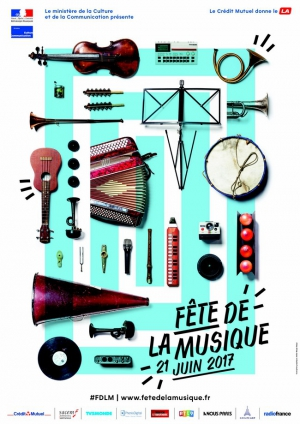Chrisflam and co - Fête de la Musique 2017