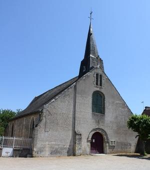 Visite Libre Eglise Saint Symphorien Journees Du Patrimoine 2017