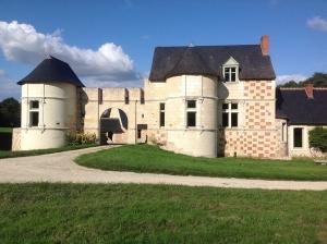 Visite Libre Manoir Des Ligneries Journees Du Patrimoine 2017