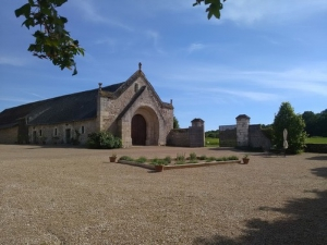 Visite Commentee Prieure De Lavaray Journees Du Patrimoine 2017