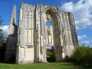 Visite Commentee Chateau Et Collegiale Sainte Marie Des Roches