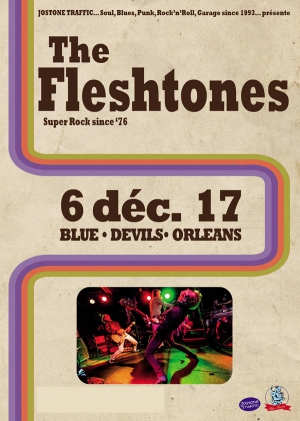 FLESHTONES + NEW YORK KLEPS