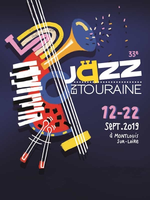 SALSA ILEGAL - FESTIVAL JAZZ EN TOURAINE 2019