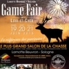 affiche GAME FAIR - PASS 3 JOURS - Du 19 au 21 Juin 2015