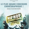 affiche HIP HOP INTERNATIONAL FRANCE - QUALIFICATION NORD