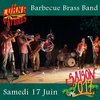affiche Barbecue Brass Band