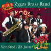 affiche Zygos Brass Band