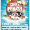 affiche Sully Plage