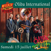 affiche Oliba International