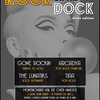 affiche Festival rock on the dock