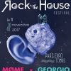affiche ROCK THE HOUSE - FESTIVAL