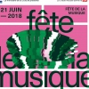 affiche Swing on the Rock - Fête de la Musique 2018