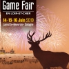 affiche GAME FAIR - BILLET 1 JOUR - DU 14 AU 16 JUIN 2019