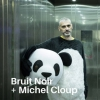 affiche BRUIT NOIR + MICHEL CLOUP