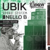 affiche EMMETROP DUB MEETING # 9 - UBIK FT NELLO B / DAWA FT AFRIKAN S