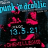 affiche PUNK IN DRUBLIC