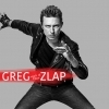 affiche GREG ZLAP - « ROCK IT » NOUVEAU SPECTACLE